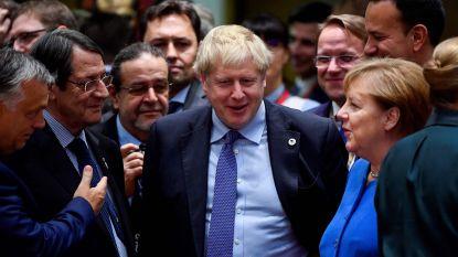 Europese regeringsleiders keuren brexitakkoord goed, stemming in Brits parlement wordt dubbeltje op zijn kant