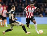 PSV thuis ongenaakbaar, Tadic jaagt door op Bergkamp