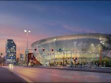 Skiramide, Furama, T-Dome:  sexy plan, maar nooit gebouwd in Tilburg