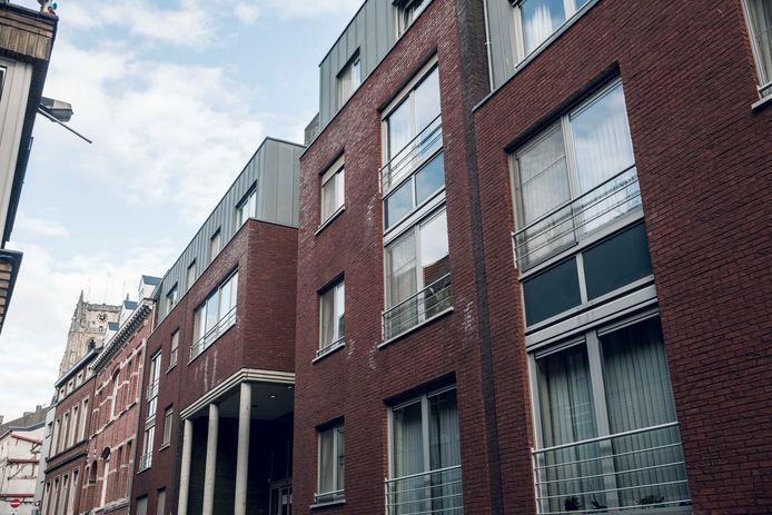 De bewoners van residentie Sint-Jozef in Tongeren verblijven momenteel in quarantaine.