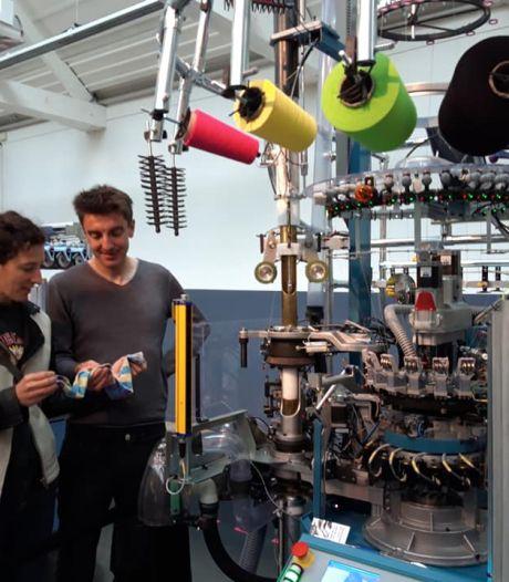 Je eigen sjaal en sokken produceren in TextielMuseum: 'Made in 013'
