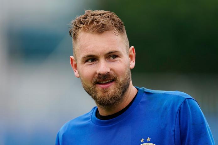 Jeroen Zoet vertrekt naar FC Utrecht.