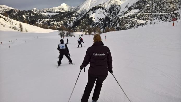 Vier medailles voor Osse skiërs