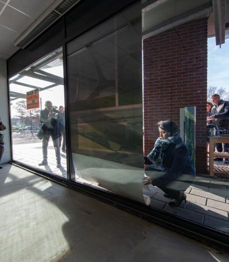 Window dressing maskeert leegstand in Swifterbant