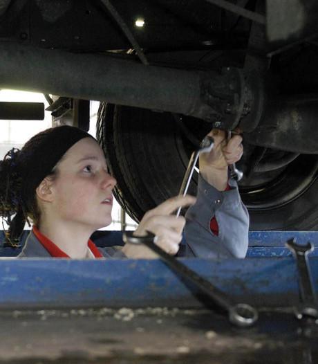 Pilot 'meiden en techniek' op Canisius Tubbergen