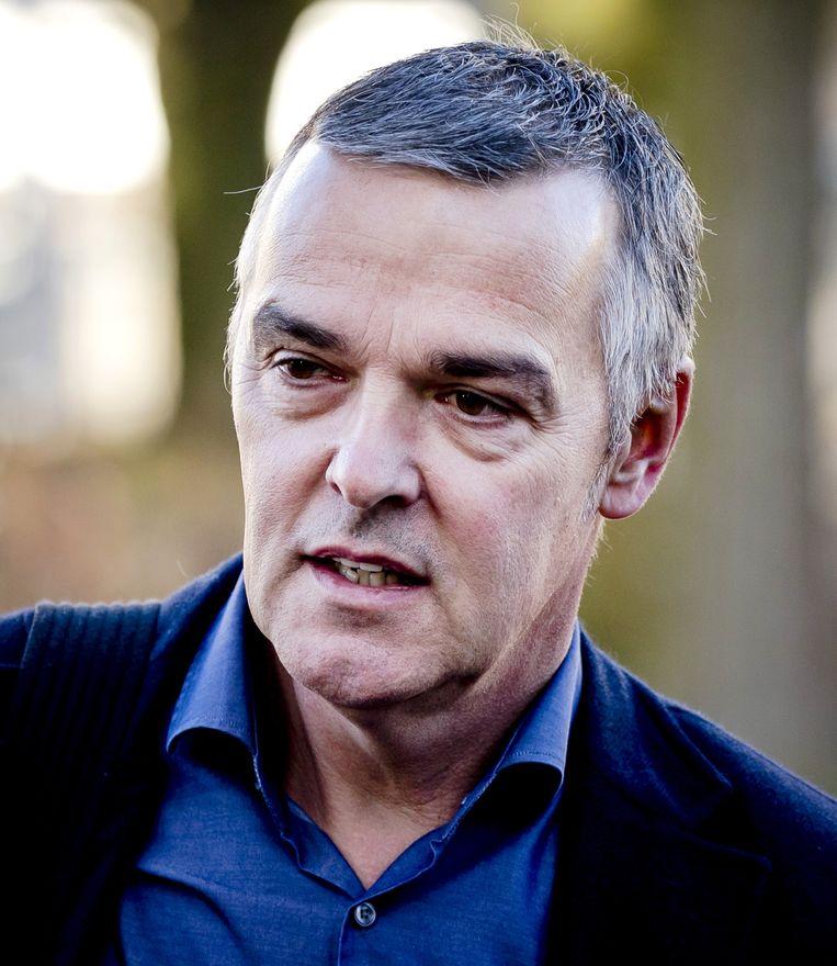 Ex-ploegmanager Jaak Hanegraaf ving bot bij de rechter.