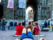 Roxanne schalt over de Utrechtse binnenstad