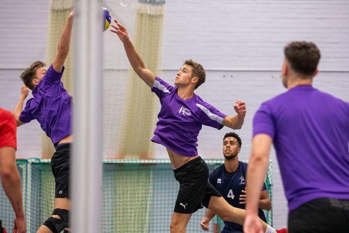 Vocasa speelt sinds zaterdag weer competitie. De Nijmeegse ploeg kon tot nu toe alleen trainen.