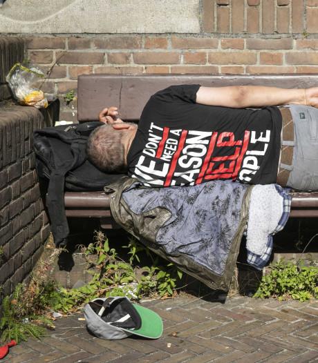Roep om opvang voor dakloze bosslapers in Ede: 'Sommigen slapen al twintig jaar buiten'