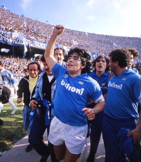 Burgemeester van Napels: Stadio San Paolo zal worden vernoemd naar Maradona