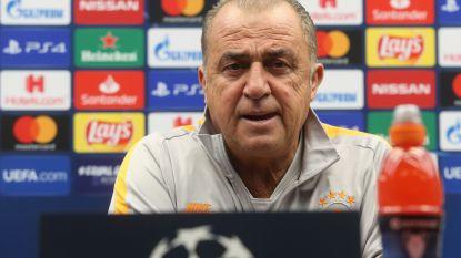 "Galatasaray-coach Terim: ""Alles kan in deze groep"""