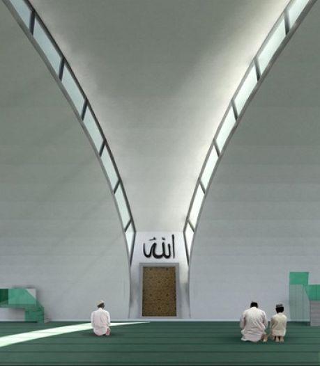 Fracties bezorgd om grote toeloop Duitse moslims bij nieuwe moskee
