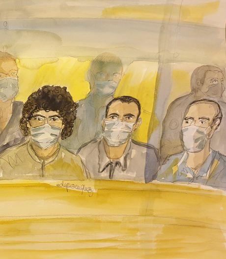 Attaque du Thalys: un accusé malade, le procès suspendu en attendant un test Covid