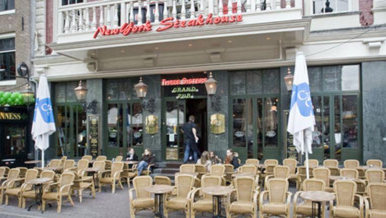Cafe The Three Sisters op het Leidseplein. Foto Bart Koetsier Beeld