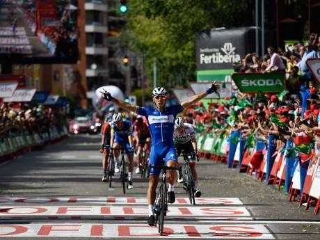 Philippe Gilbert remporte sa deuxième victoire sur la Vuelta!