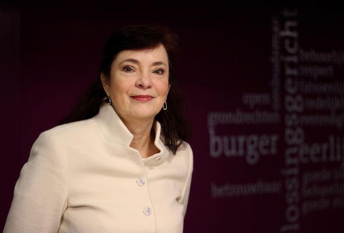 Anne Mieke Zwaneveld, de gemeentelijke ombudsman van Rotterdam