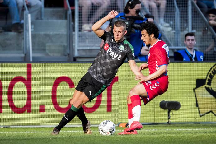 Jesper Drost is vanaf nu speler van Heracles Almelo.