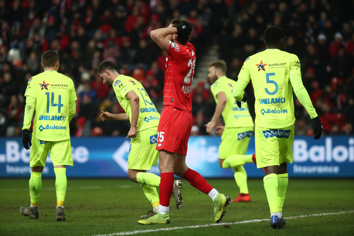 Eliminations en Coupes et en Europa League, un point sur neuf en championnat: le Standard a souffert en cette fin d'année 2019.