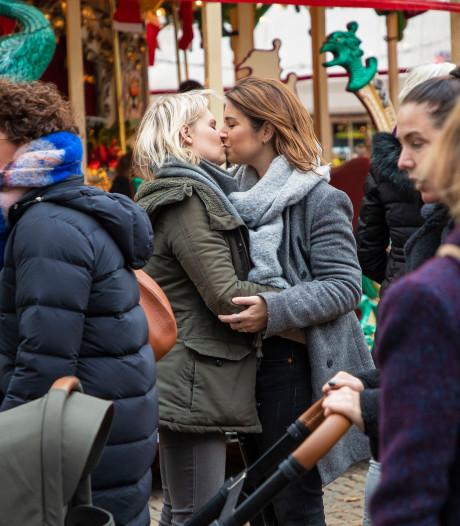 'Voorzichtig' zoenen bij Bosch' Winterparadijs mag