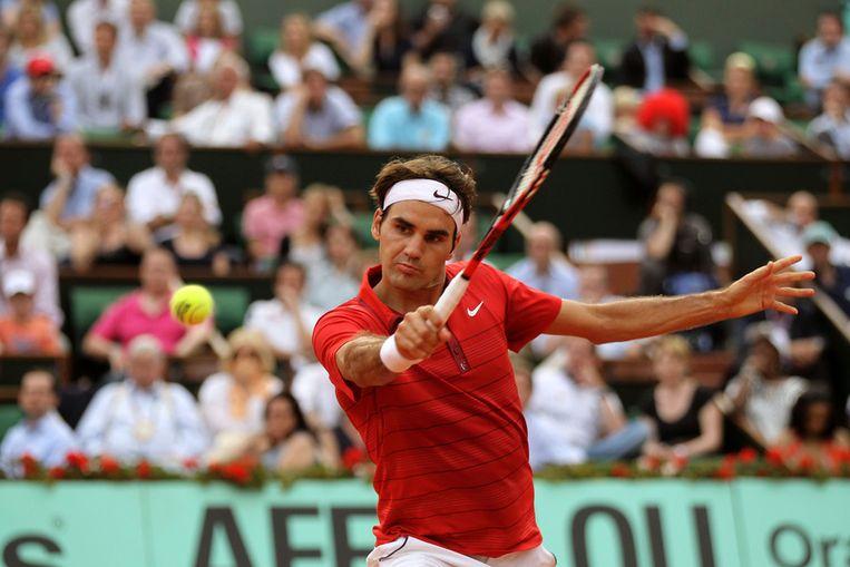 Roger Federer: 52,8 miljoen dollar. Beeld getty