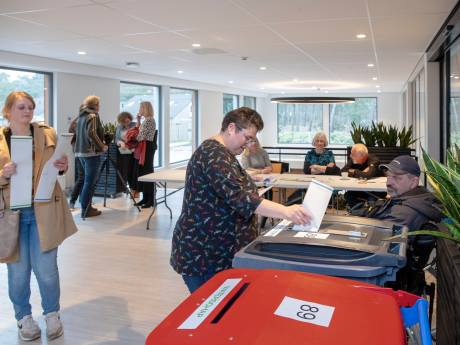 Na 50 jaar stemmen op de Hartenberg