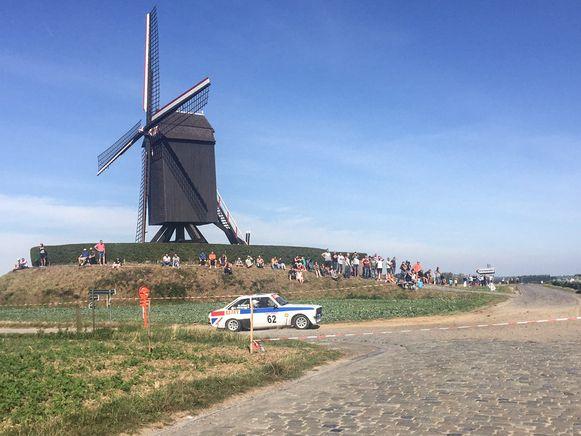 Archiefbeeld - De Aarova Rally is al enkele jaren een vaste waarde in de Vlaamse Ardennen.