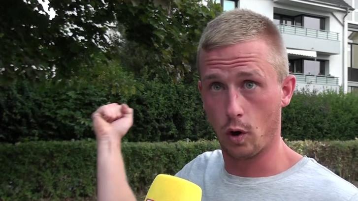 Held mes-aanval Lübeck: Ik zou het zo weer doen