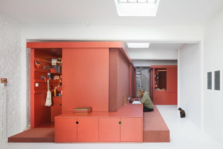 """Architect Karolien Vanmerhaeghe: """"Het blind volgen van modieuze trends levert zelden een tijdloze woning op."""""""