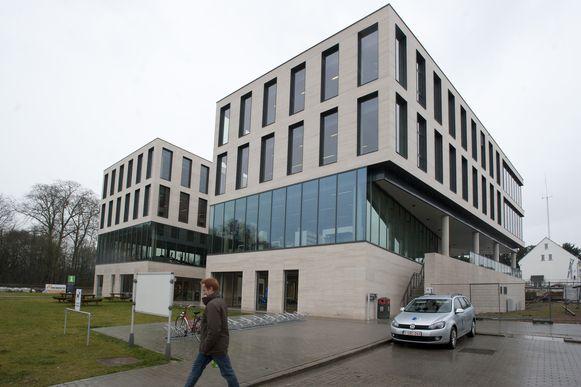 Het gemeentehuis van Tervuren.