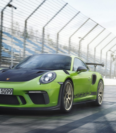 Rijden met de Porsche 911 GT3 RS: een precisiewapen