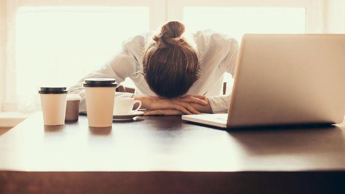 Futloos op het werk? 12 symptomen die kunnen wijzen op een burn-out