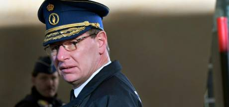 Le commissaire bruxellois Pierre Vandersmissen suspendu