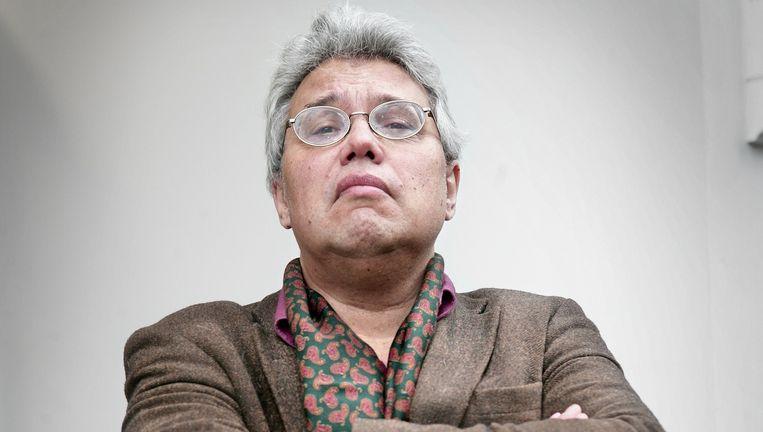 Ik hoorde Emile Roemer zeggen dat hij Mark Rutte maar een leider van niks vindt. Beeld Jean Pierre Jans