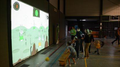 """Jeppa Sport introduceert interactieve turnzaal van de toekomst: """"Net alsof je in een videospelletje bent beland"""""""