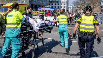Man overleden na deelname aan marathon Rotterdam
