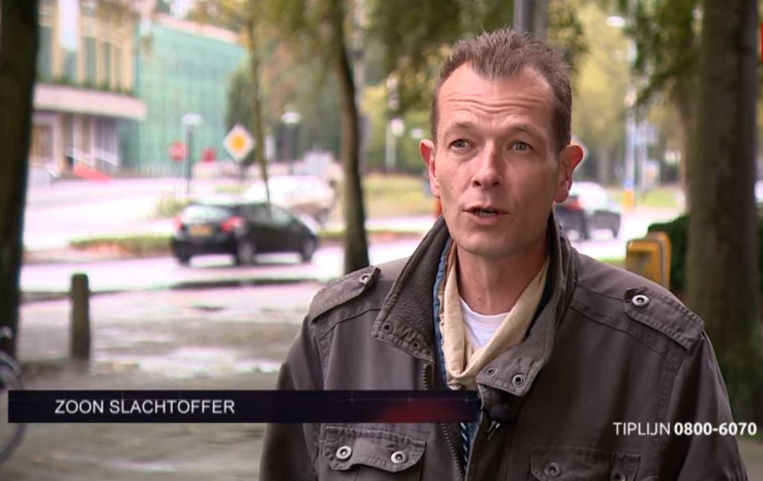 De zoon van het slachtoffer deed in Bureau Brabant een emotionele oproep aan de doorrijder om zich te melden.