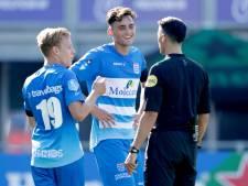 Sam Kersten gaat namens PEC Zwolle Europa in: 'Ik ben een betere voetballer dan e-sporter'