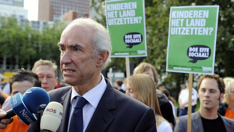 Gerd Leers Beeld anp