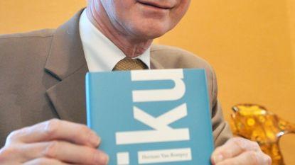 Kruip in je pen en schrijf een haiku. Herman Van Rompuy oordeelt welke op het dorpshuis in Woumen komen