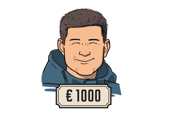 Softwaretester Lucian (26): 'Het gemiddelde salaris in Roemenië voor een fulltimebaan is rond de 500 euro.'