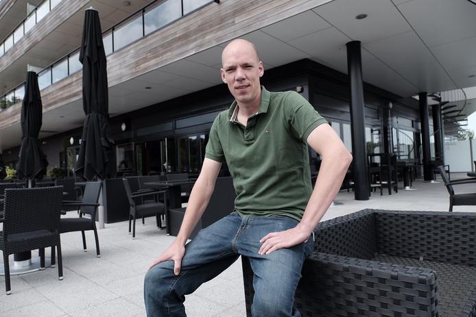 Oscar Geleijnse voor Restaurant Oranjeplaat.