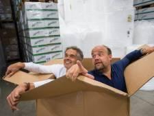 90-jarig Twepa Enschede heeft de wereld in een doos