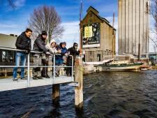Bij Urban Fishing is het applaus nooit ver weg
