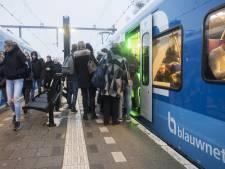 Defecte trein legt treinverkeer tussen Hengelo en Oldenzaal lang plat