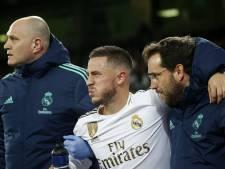 Eden Hazard de retour dans le onze de base du Real Madrid