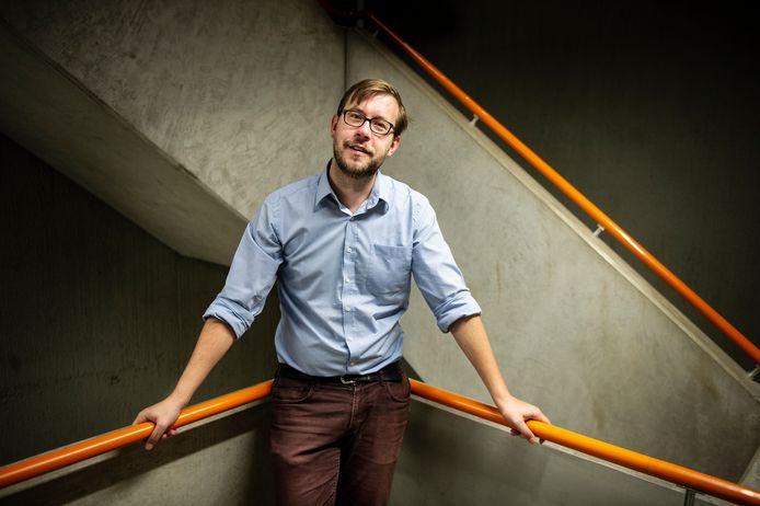 Taalwetenschapper Marten van der Meulen: ,,Schelden ligt dicht bij poëzie.''