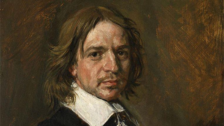 Het portret Een onbekende man dat in 2008 werd 'ontdekt' en ten onrechte, blijkt nu, als 'meesterwerk' van Frans Hals werd geïdentificeerd. Beeld Sotheby's