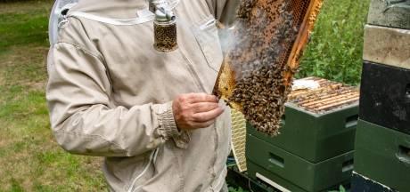 Imker Willem bekijkt zijn omgeving door bijenogen