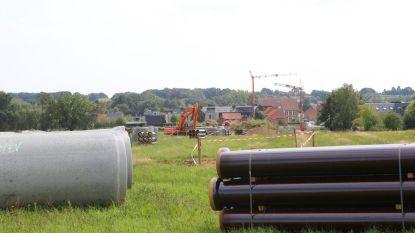 Bouw van nieuwe woonwijk Solveld begonnen