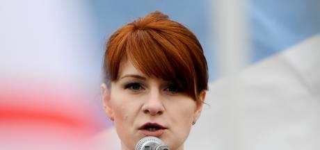 'Russische spionne sluit deal met Amerikaanse aanklagers'